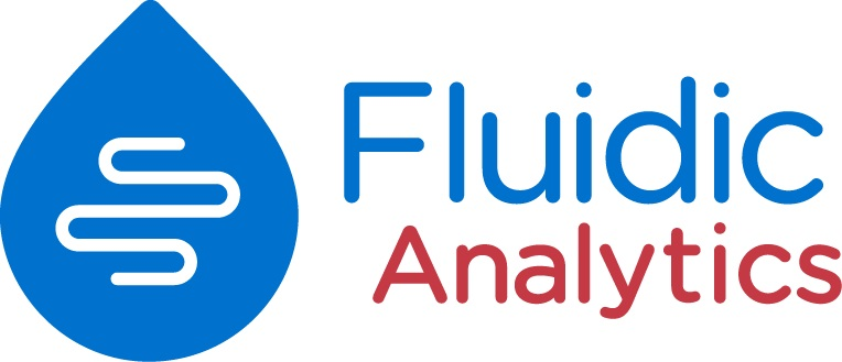 Fluidic Analytics full colour logo